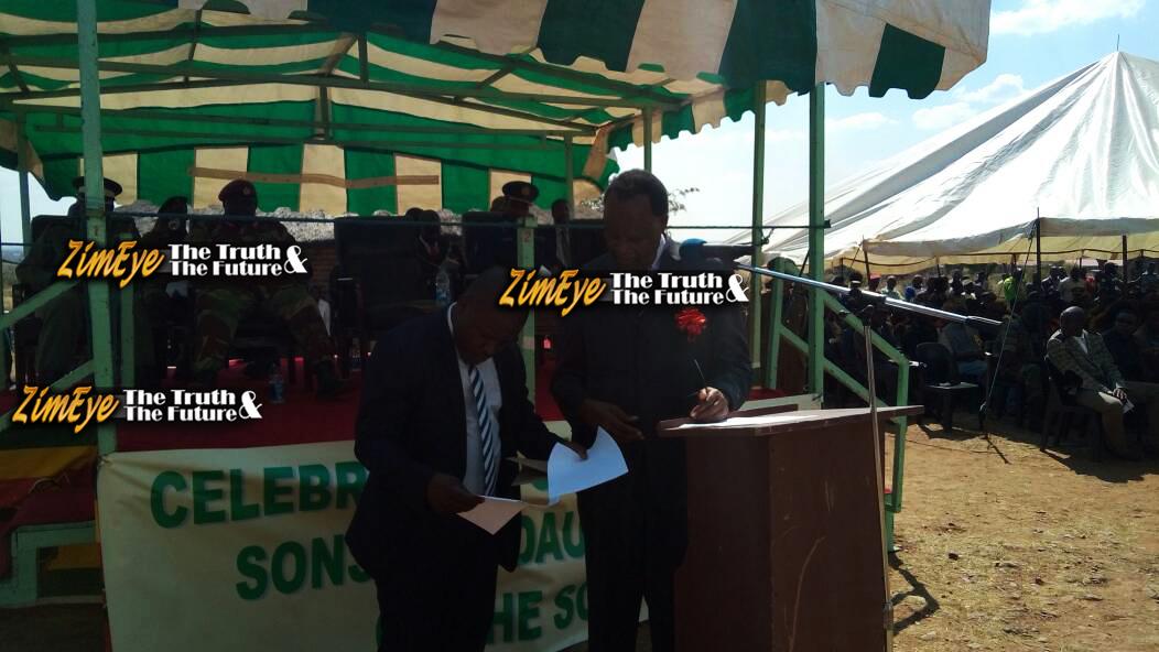 """In Mnangagwa We Have A God Given"" Leader – Hungwe"