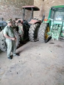 PICTURES: Joseph Made's Farm Horror Shame, He Has Been Arrested