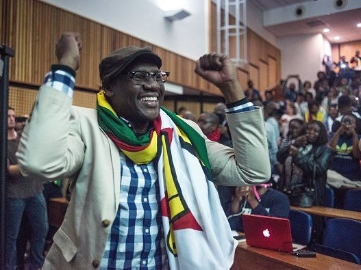 'Fight For Rights Will Continue' In Zimbabwe, #ThisFlag Movement Pastor Vows : Parallels