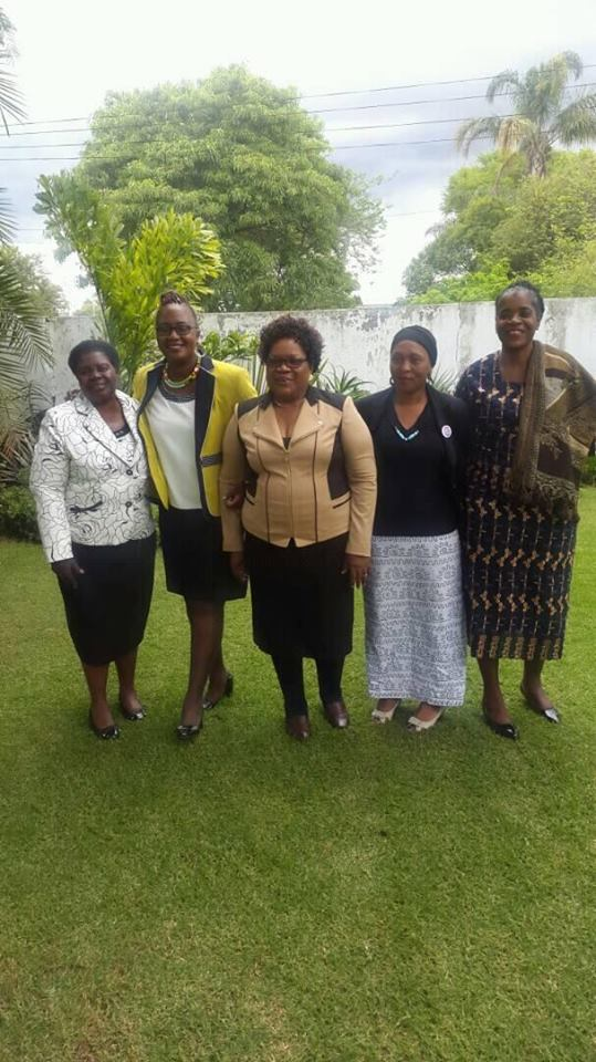 PICTURES: Female Politicians Gang Up For 2018 Elections