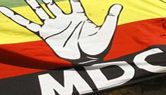Zim now a military State: MDC