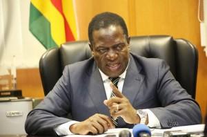 ED in fresh VP headache. . . amid fears SA trip could create power vacuum
