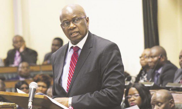 EDITORIAL COMMENT: Chinamasa must seize the moment
