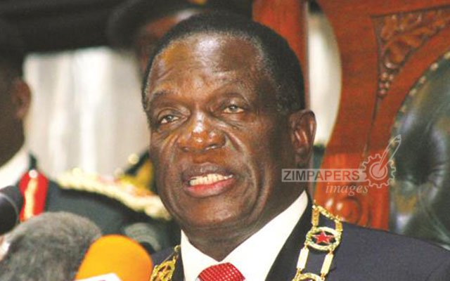 President commends peaceful Zimbabweans