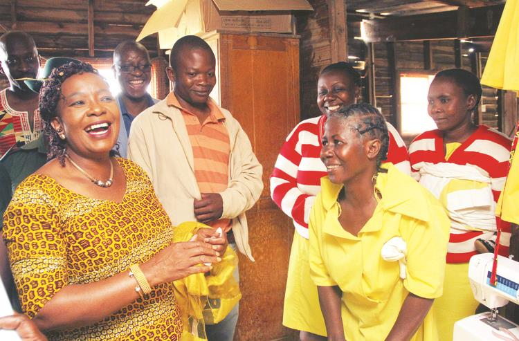 Hectic Xmas for First Lady