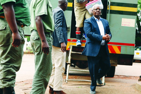 State responds to Chombo's appeal today