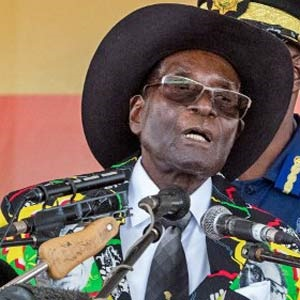 """The end justified the means"" for former Zim President R.G. Mugabe"