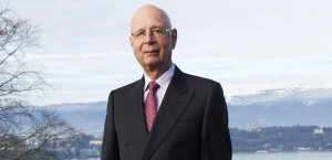 Professor Klaus Schwab, Founder of the World Economic Forum in Geneva