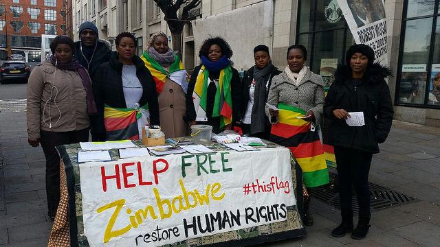 Strange green fruit in the banana republic – Zimbabwe Vigil Diary