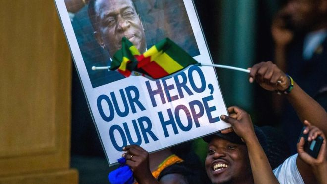 Letter from Africa: Zimbabwe hopes to rise from the ashes in 2018