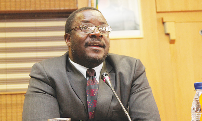 Mnangagwa To Call For An Early Election-Charamba
