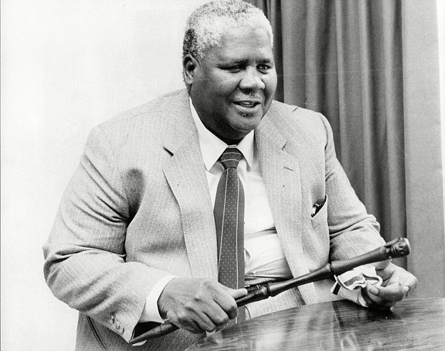 Inside Joshua Nkomo's playlist