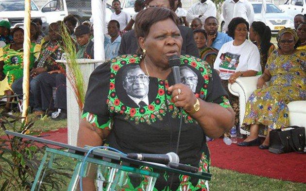 The late Sen Mahofa