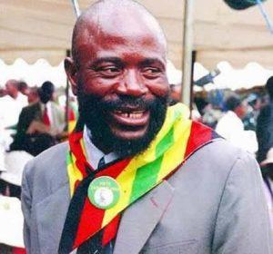 Chinotimba Warned Never To Call President Mnangagwa's Wife a Whore