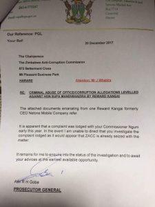 Supa Mandiwanzira Named In Shocking $4 million Scandal Allegations