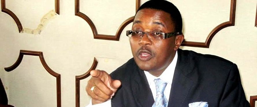 Mzembi stole our party name, symbols: ZPP