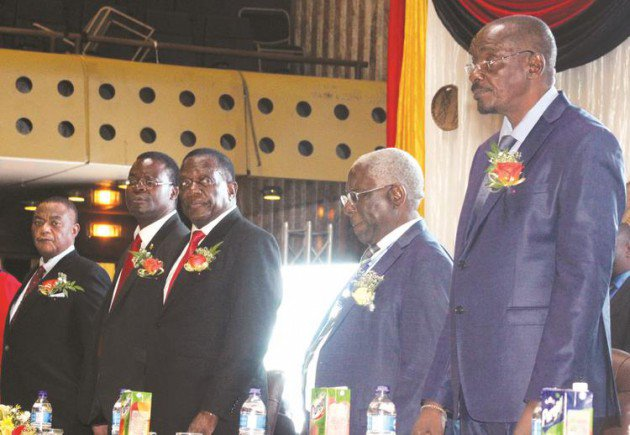 ED calls varsities, polytechs to action' . . . provide skills relevant to Zim's economic needs'