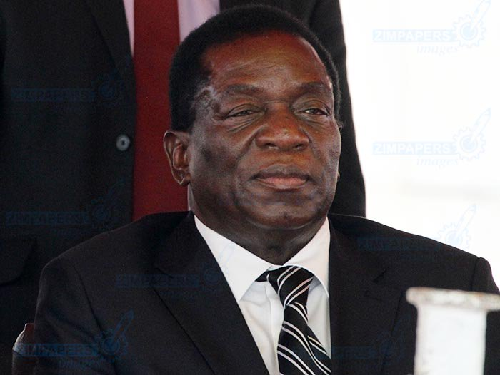 Poll test for Mnangagwa