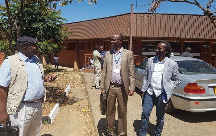 Moyo, Zhuwao in Mnangagwa firing line