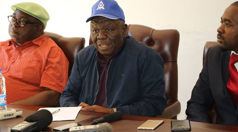 MDC-T on brink of another split