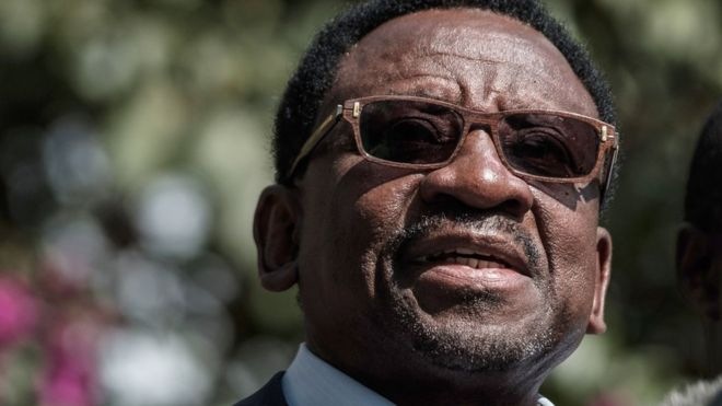 Kenya allows opposition figures to fly to Zimbabwe
