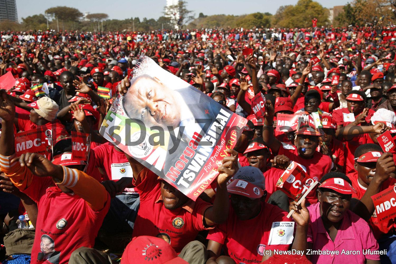 Breaking: Tsvangirai burial Monday