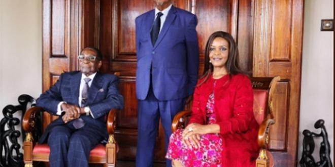Mugabe breathes fire over Mnangagwa rule
