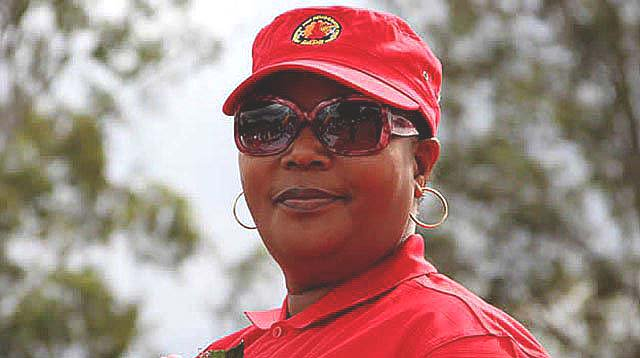 I'm the MDC-T boss: Khupe