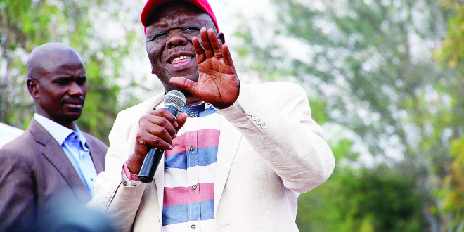 I am as good as my father: Tsvangirai's daughter