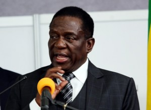 Business warms up to Mnangagwa's promises