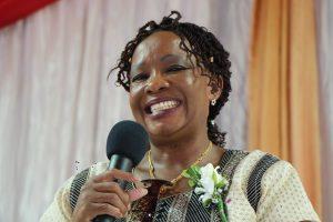 Mnangagwa warns wife Auxillia
