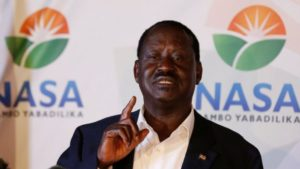 Odinga Mourns Tsvangirai