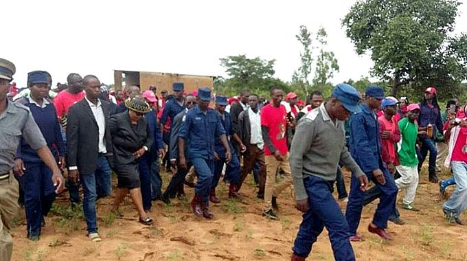 MDC-T violence must be nipped in the bud