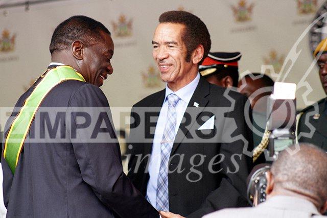 President Khama invites ED