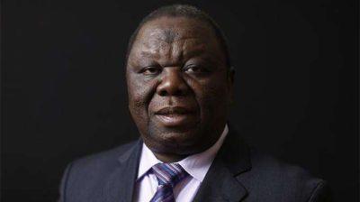Tsvangirai's mother boycotts service
