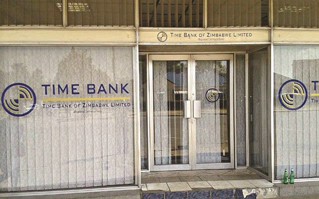 Time Bank regains  lost land