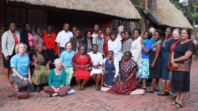 Swansea midwives help Zimbabwean mums-to-be