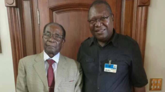 NPF confirms Mugabe meeting