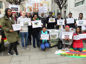 Account for Dzamara – Zimbabwe Vigil Diary