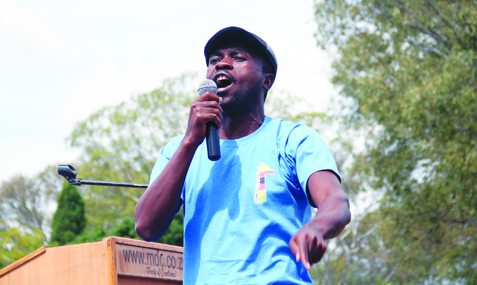 We never rested in searching for Dzamara: Police
