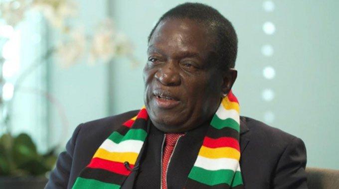 President Mnangagwa exposes externalisers