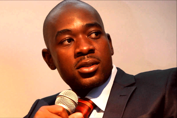 Chamisa thanks 'alternative govt'