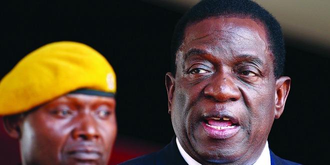 Mnangagwa escalates parastatals reform
