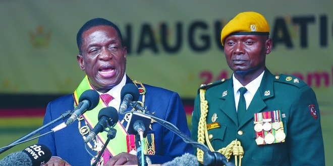 100 days of Mnangagwa in the health sector