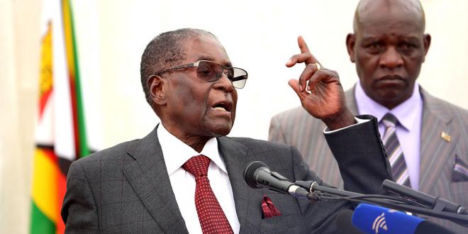 Musindo mocks Mugabe
