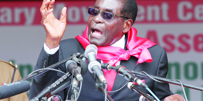 Mugabe conned diamond investor