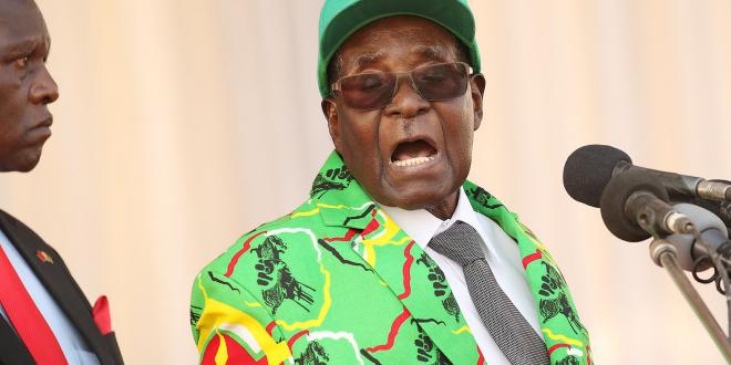 Bitter Mugabe goes after ED