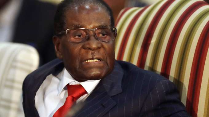 Mugabe's cash demand exposes his duplicity