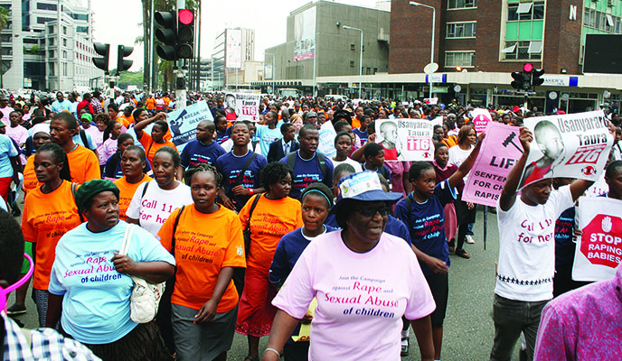 Sexual abuse victims plan demonstration