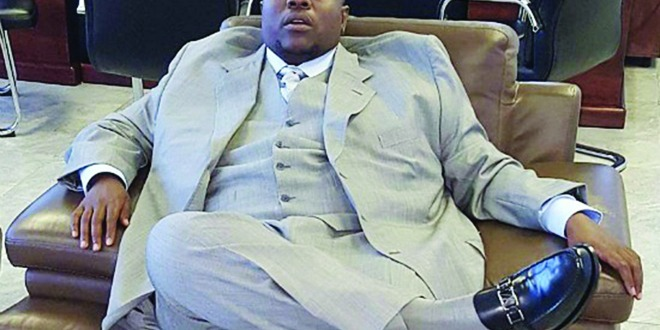 Time Chivayo is held to account